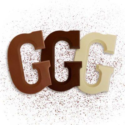 Schoko-Großbuchstabe G