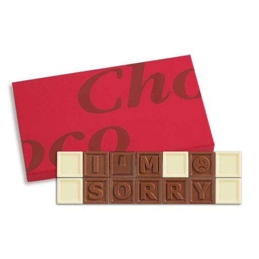 14er Schoko-SMS - I'm sorry
