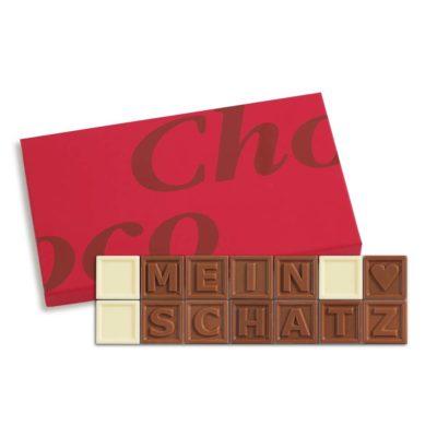 14er-Schoko-SMS - Mein Schatz