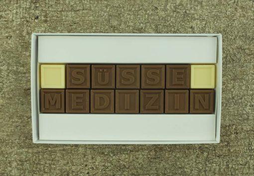 14er-Schoko-SMS - Süsse Medizin
