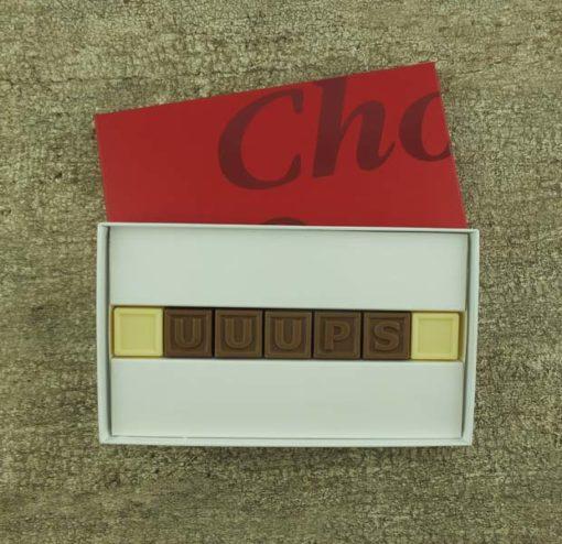 7er-Schoko-SMS - Uuups